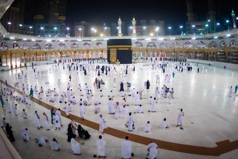 visitar la Meca