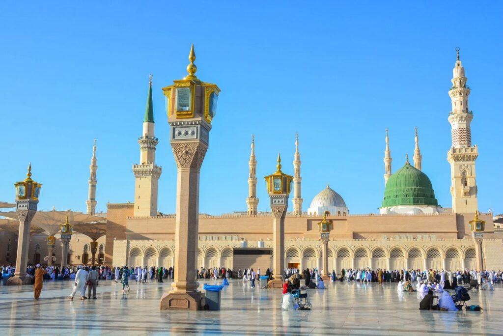 Visita a Medina